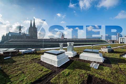 Coeur Cologne KÖSTER TPO Waterproofing